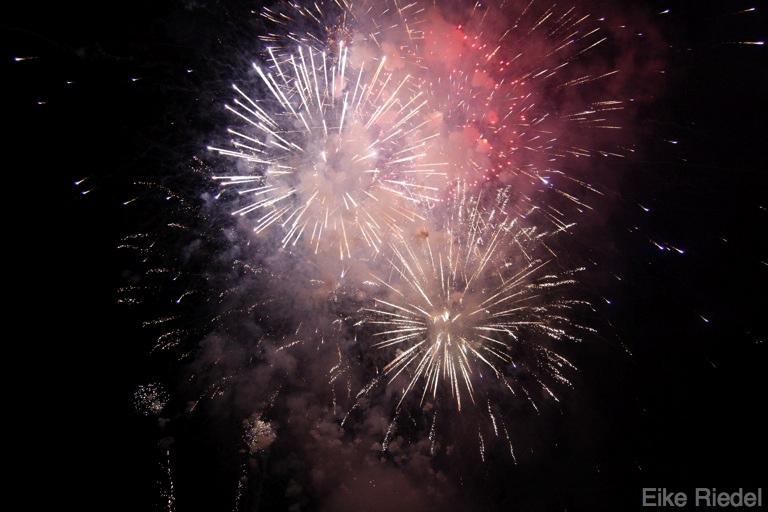 Feuerwerk Ravensburg II
